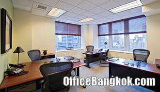 Service Office for rent on Rama 9 Area