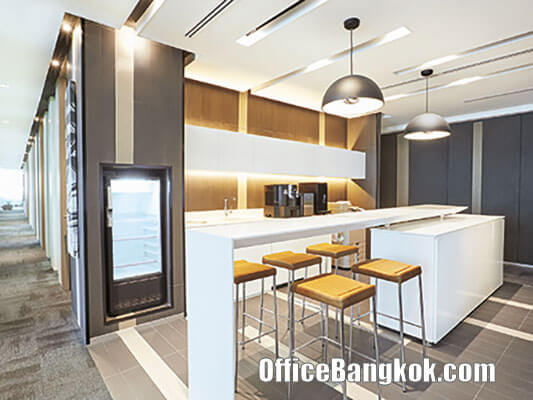 Service Office for Rent at Bhiraj Tower at EmQuartier