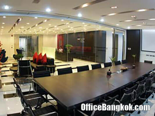 Service Office for Rent at Exchange Tower - 2