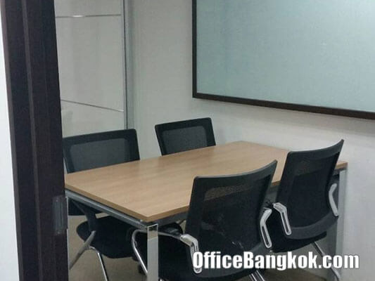 Service Office for Rent at Jasmine City Building
