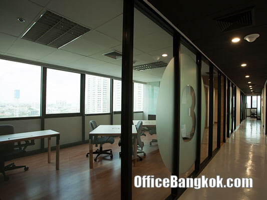 Service Office at SSP Tower - 1