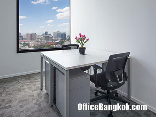 Service Office at SJ Infinite One Business Complex